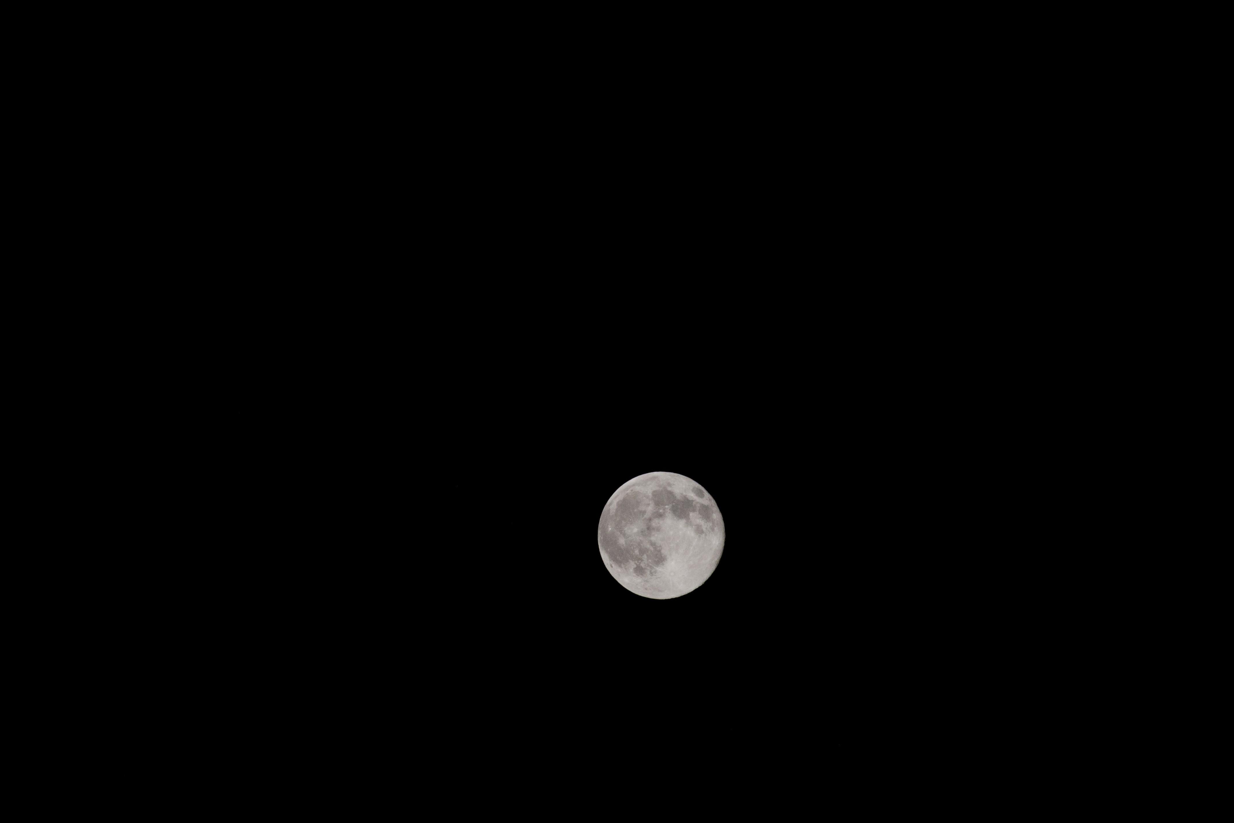 Luna piena al perigeo