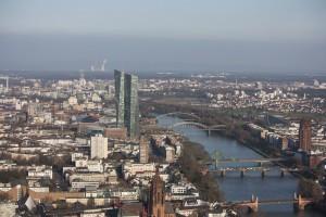 Frankfurt dalla Main Tower